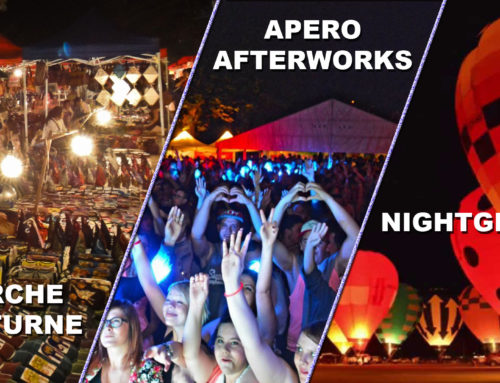 Vendredi 11 mai 2018 – Apéro After-Works & Night-Glow