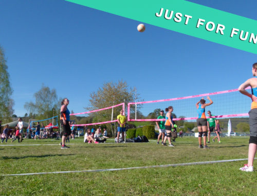 Jeudi 10 mai 2018 – Green Volley Party – Lesse & Lomme